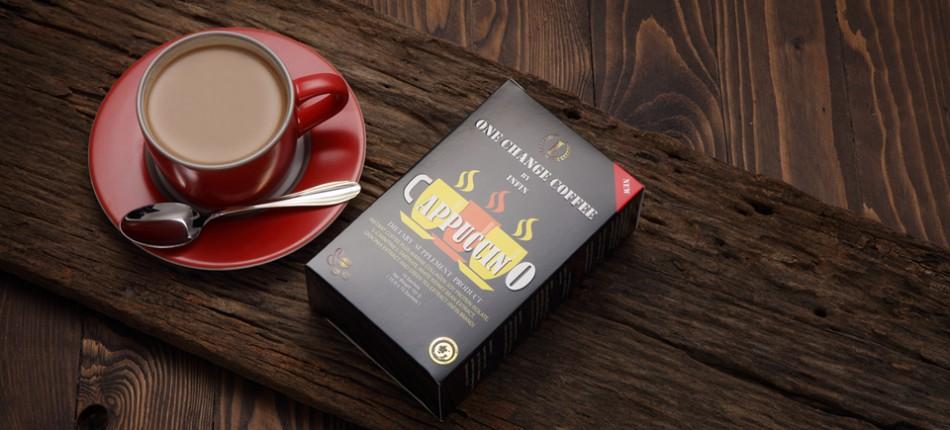ถ่ายภาพสินค้า ผลิตภัณฑ์ กาแฟ