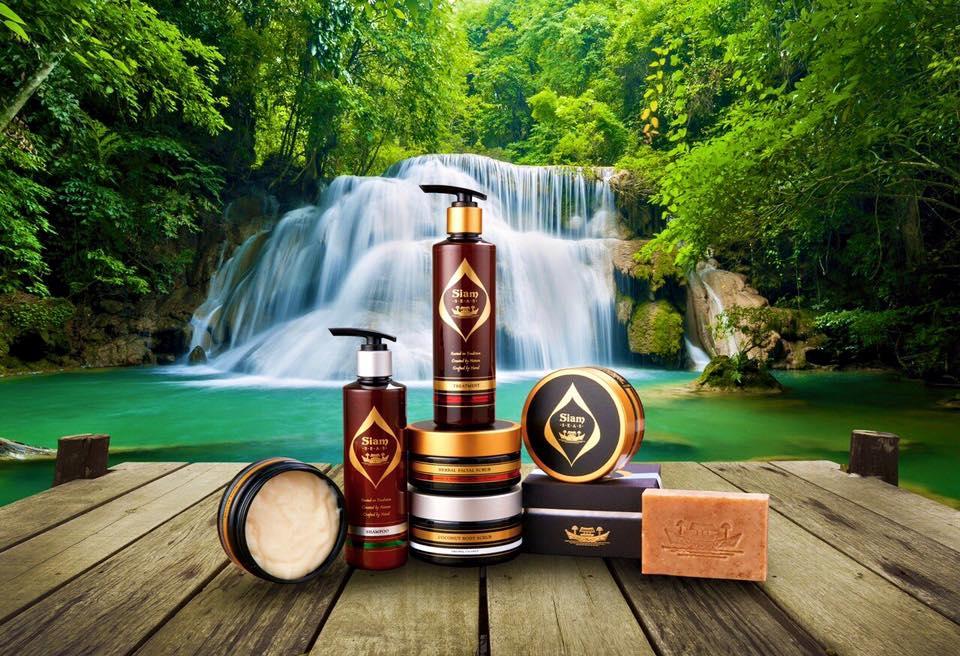 รับถ่ายภาพสินค้า ผลิตภัณฑ์ สปา Siam 1