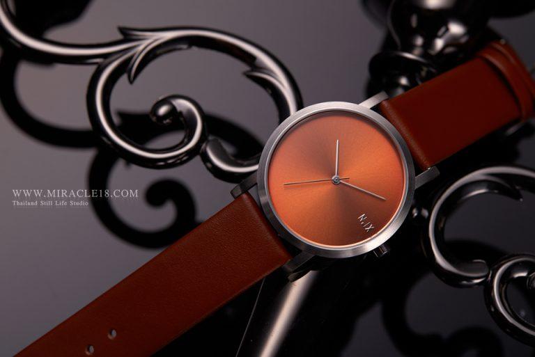 รับถ่ายภาพผลิตภัณฑ์ สินค้า นาฬิกา N.iX